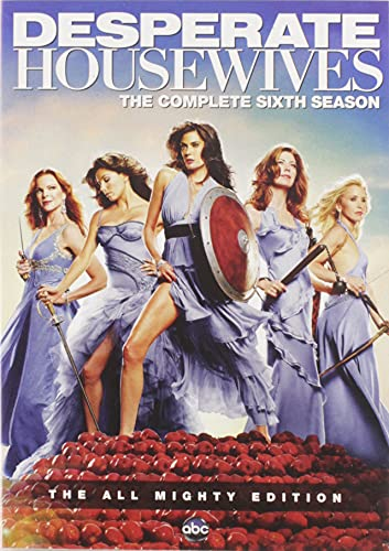 Desperate Housewives: The Complete Sixth Season DVD