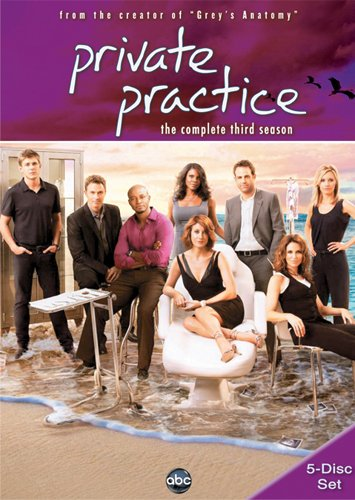 Private Practice: Complete Third Season DVD