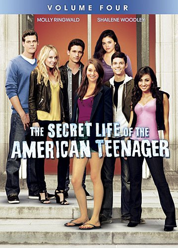 Secret Life of the American Teenager: Volume Four DVD