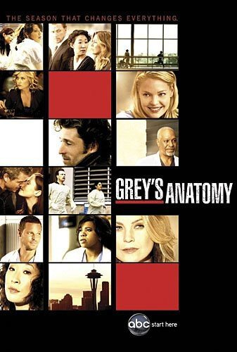 Grey's Anatomy: Complete Sixth Season DVD