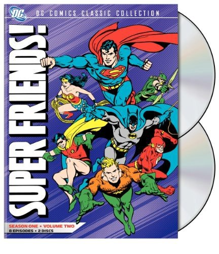 Super Friends! Season One, Volume Two cover