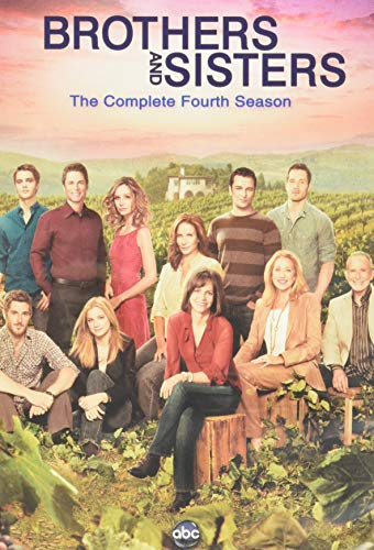 Brothers &amp; Sisters: The Complete Fourth Season DVD