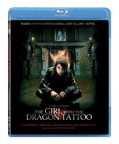 The Girl With the Dragon Tattoo [Blu-ray] DVD