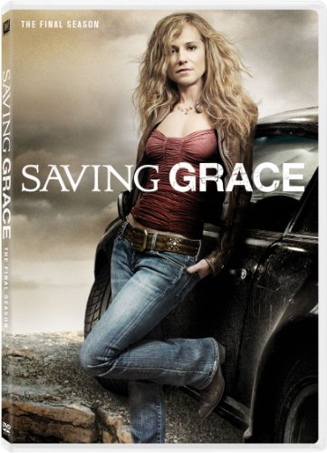 Saving Grace: The Final Season DVD