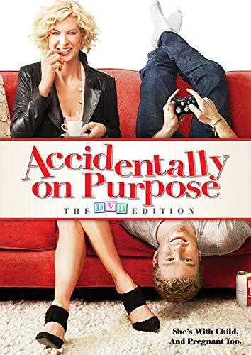 Accidentally on Purpose: The First Season DVD