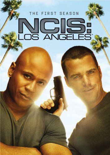 NCIS Los Angeles: The First Season DVD
