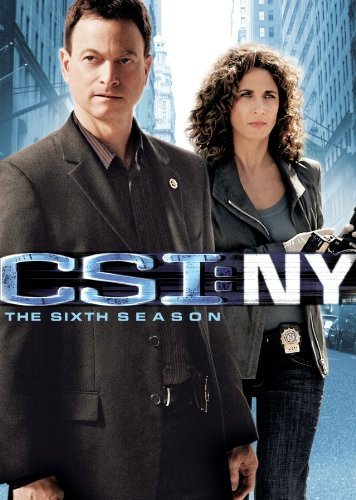 CSI: NY - The Sixth Season DVD