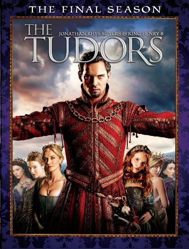 The Tudors: The Final Season DVD