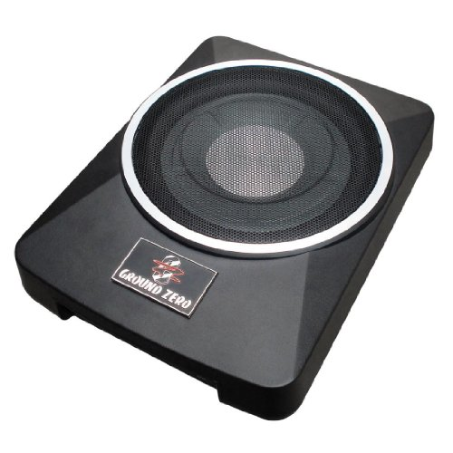 flacher aktivsubwoofer gesucht car hifi subwoofer. Black Bedroom Furniture Sets. Home Design Ideas
