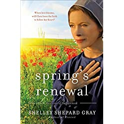 Spring's Renewal: Seasons of Sugarcreek, Book Two