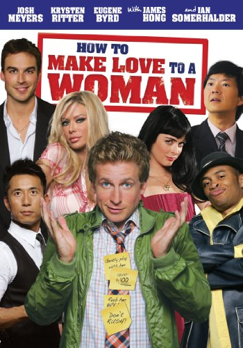 How To Make Love To A Woman DVD