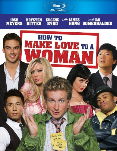 How To Make Love To A Woman [Blu-ray] DVD