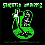 Sinister Whisperz: Wax Trax Years (1987-1991)