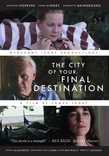 The City of Your Final Destination DVD