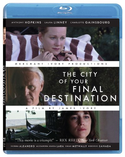 The City of Your Final Destination [Blu-ray] DVD