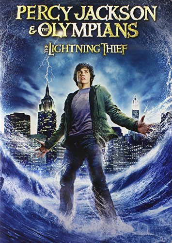 Percy Jackson & The Olympians: The Lightning Thief DVD
