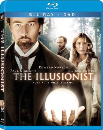 The Illusionist [Blu-ray] DVD