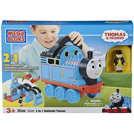 Mega Bloks 2in1 Buildable Thomas