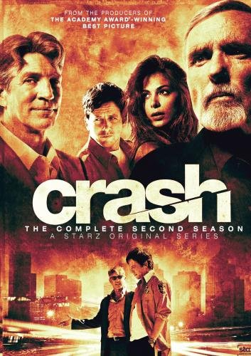 Crash: Complete Second Season DVD