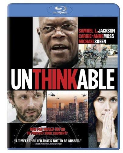 Unthinkable [Blu-ray] DVD