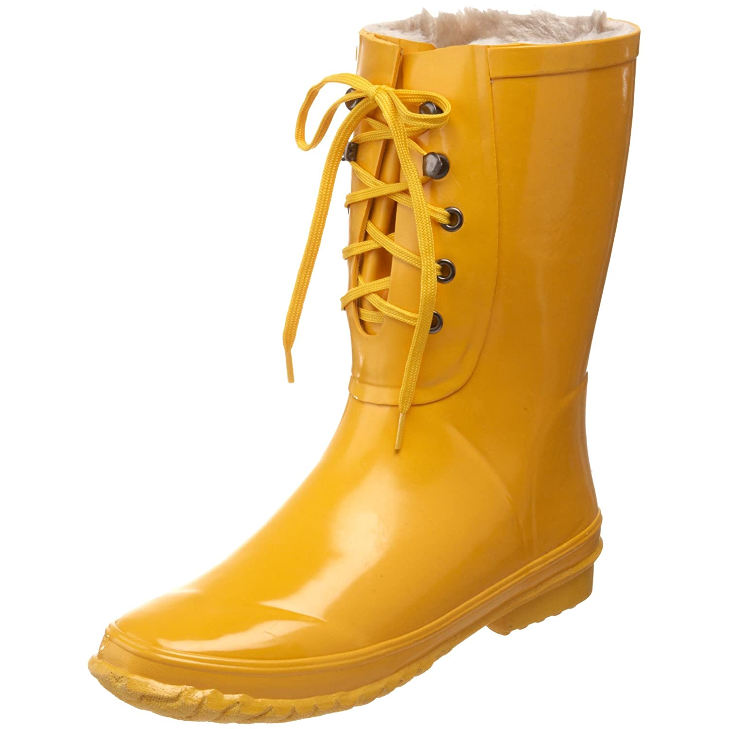Yellow Muck Boots - Yu Boots