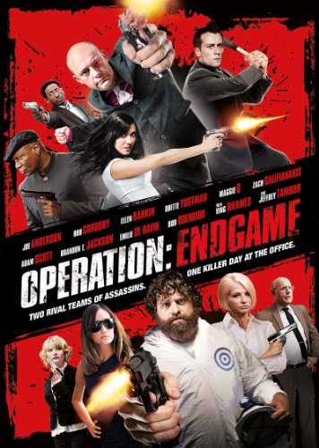 Operation: Endgame DVD