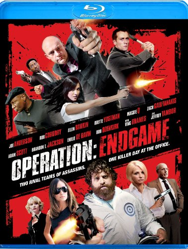 Operation: Endgame [Blu-ray] DVD
