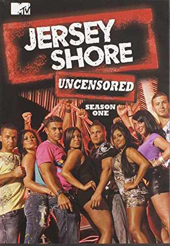 Jersey Shore: Season One Uncensored DVD