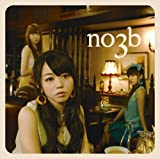 no3b Kimishika Limited Edition TypeC [Single, CD+DVD, Limited Edition, Maxi]