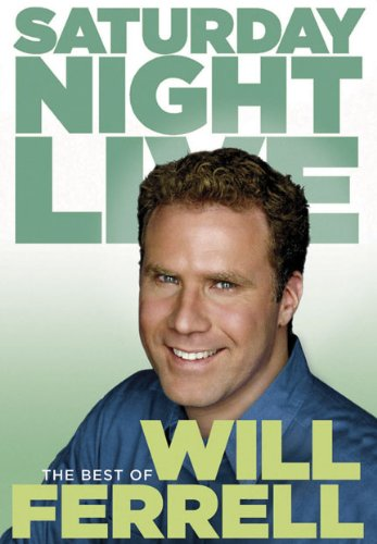 Saturday Night Live: The Best of Will Ferrell DVD