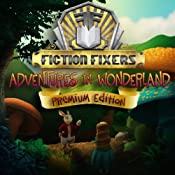 Fiction Fixers: Adventures in Wonderland (Premium Edition)