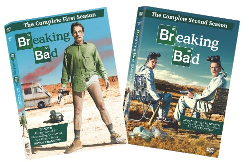 Breaking Bad: Complete Seasons 1-2 DVD