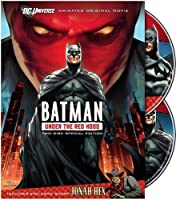 MOVIE REVIEW: Batman - Under the Red Hood (2010)