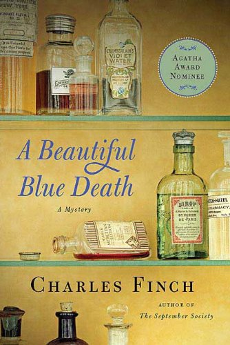 Books on Sale: A Beautiful Blue Death by Charles  Finch & More