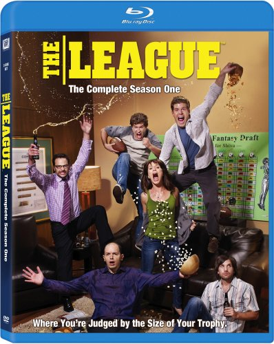 The League: The Complete Season One [Blu-ray] DVD
