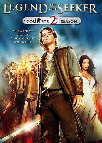 Legend of Seeker: Complete Second Season  DVD