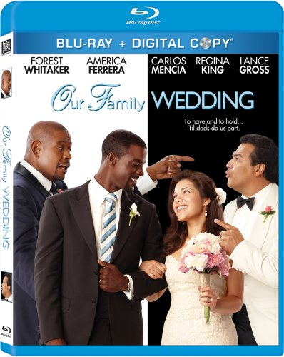 Our Family Wedding [Blu-ray] DVD