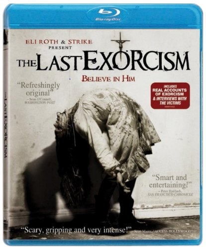 The Last Exorcism [Blu-ray] DVD