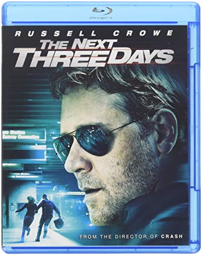 The Next Three Days [Blu-ray] DVD