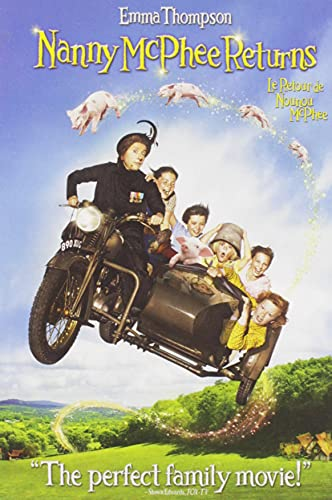 Nanny McPhee Returns DVD