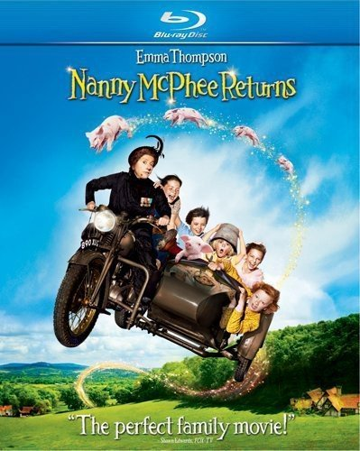 Nanny McPhee Returns [Blu-ray] DVD