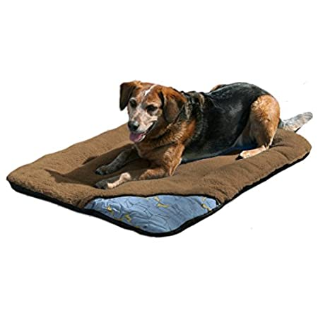 Kurgo Wander Bed-brown-large