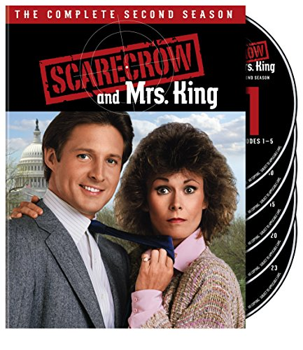 Scarecrow and Mrs. King: The Complete Second Season cover