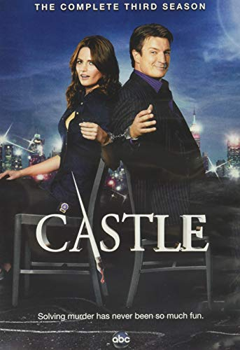 Castle: The Complete Third Season DVD