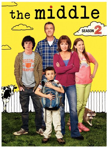 The Middle: The Complete Second Season DVD