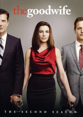 The Good Wife: The Second Season DVD