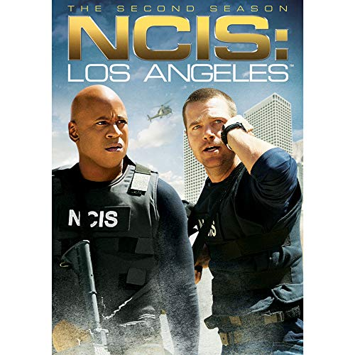 NCIS Los Angeles: The Second Season DVD
