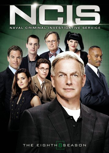 NCIS: Season Eight DVD