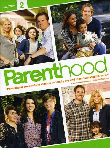 Parenthood: Season 2 DVD