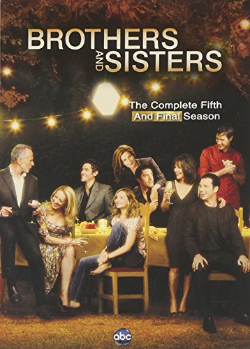 Brothers & Sisters: The Complete Fifth Season DVD